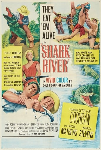 Poster of Shark River