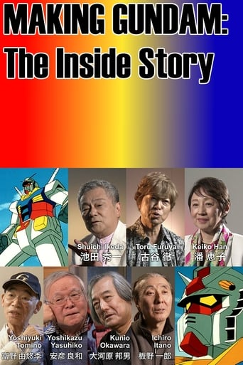 Poster of Making Gundam: The Inside Story