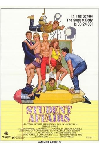 Poster of Student Affairs