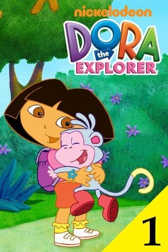 Dora, a Aventureira 1ª Temporada - Poster