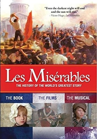 Poster of Les Miserables: The History of The World's Greatest Story