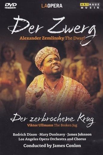 Poster of Zemlinsky – The Dwarf