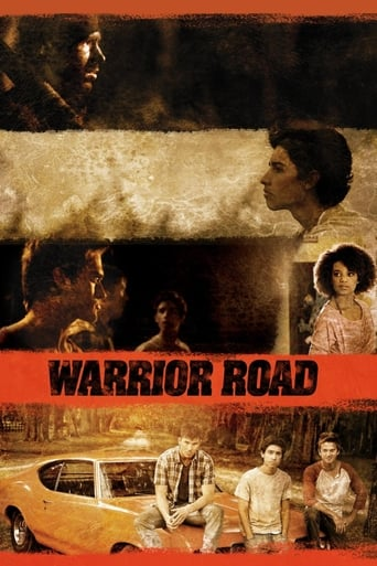 Poster of Warrior Road