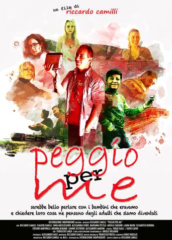 Poster of Peggio per Me