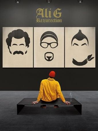 Poster of Ali G: Rezurection
