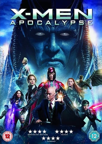 Poster of X-Men: Apocalypse Unearthed
