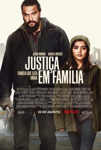 Justiça em Família - Poster