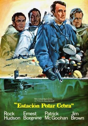 Poster of Estación polar Cebra