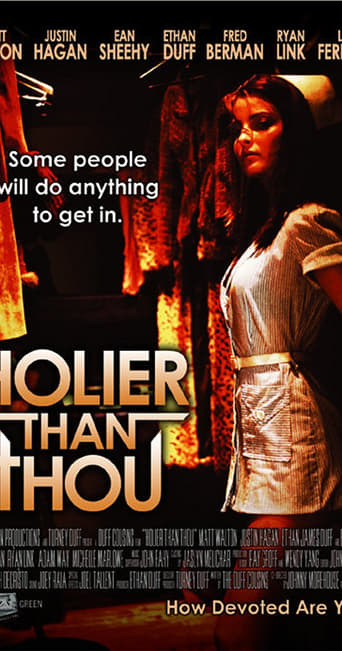 Poster of Holier Than Thou