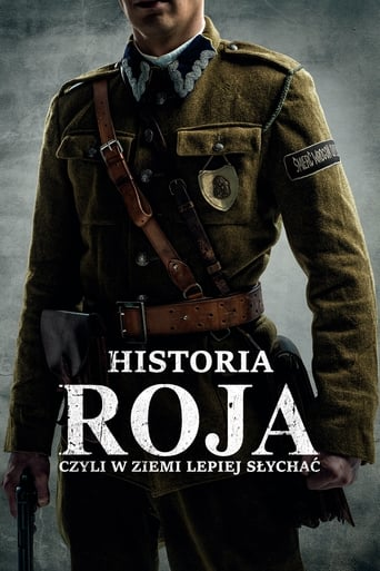 Poster of Historia Roja