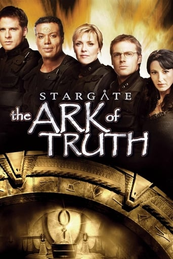 Poster of Stargate: The Ark of Truth