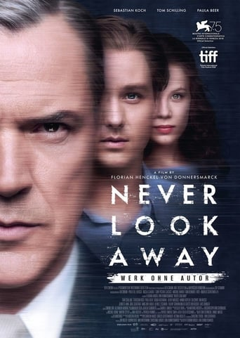 Poster of Never Look Away