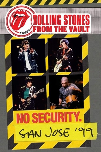 Watch The Rolling Stones – From The Vault: No Security – San Jose '99 full movie online 1337x