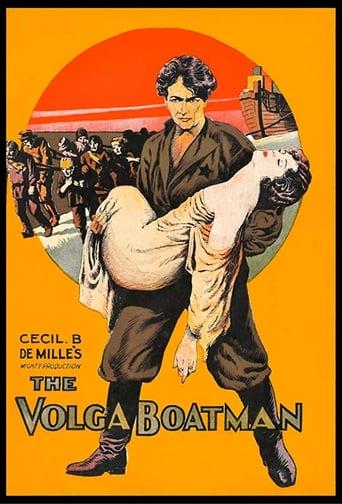 Poster of The Volga Boatman