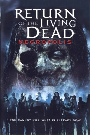 Poster of Return of the Living Dead: Necropolis