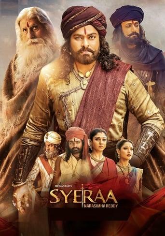 Poster of Sye Raa Narasimha Reddy