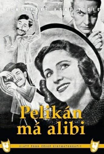 Pelikán má alibi Movie Poster