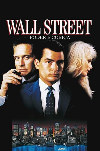 Wall Street: Poder e Cobiça - Poster