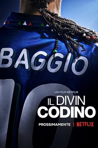 Poster Baggio: The Divine Ponytail