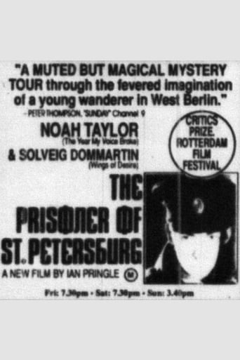 Poster of The Prisoner of St. Petersburg