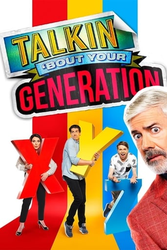 Poster of Talkin' 'Bout Your Generation