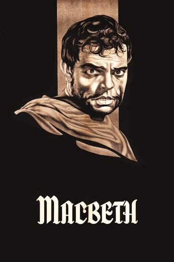 Poster of Macbeth