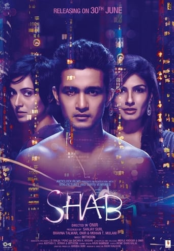 Poster of Shab