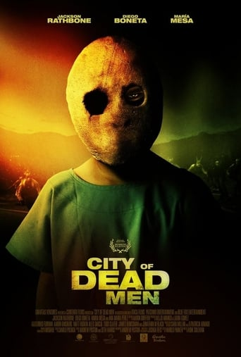 Poster of City of Dead Men
