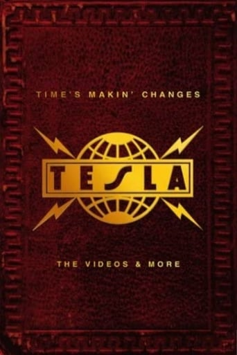 Tesla - Time's Makin' Changes : The Videos and More