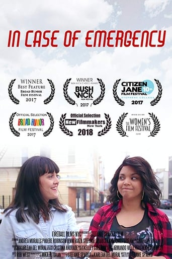Poster of In Case of Emergency