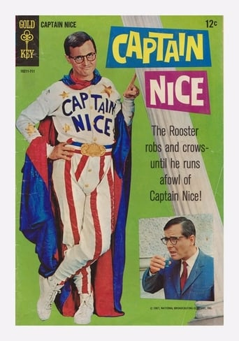 Poster of Captain Nice