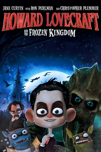 Poster of Howard Lovecraft & the Frozen Kingdom fragman