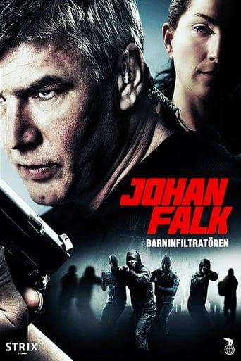 Johan Falk: Barninfiltratören poster