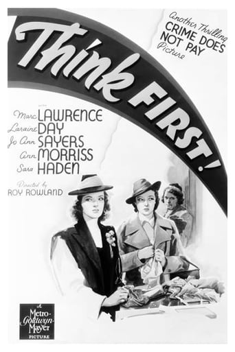 Poster of Think First