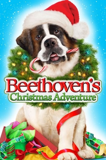 Poster of Beethoven's Christmas Adventure