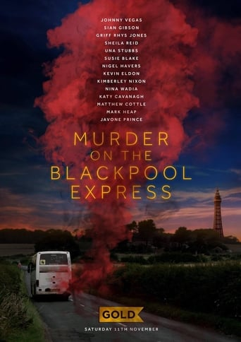 Poster of Murder on the Blackpool Express