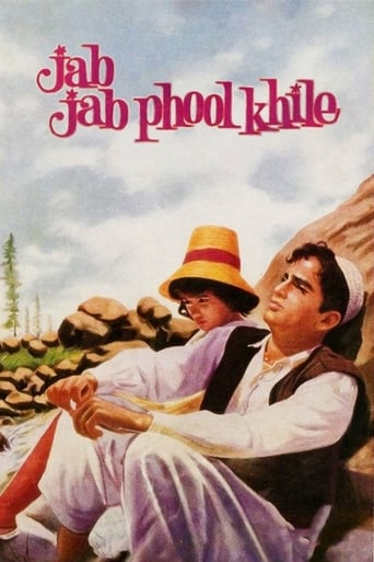 Poster of Jab Jab Phool Khile