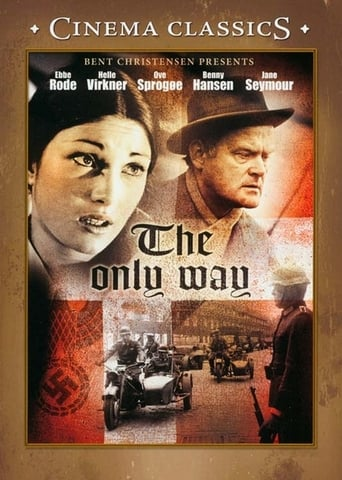 Poster of The Only Way