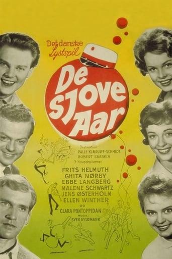 De sjove aar Movie Poster