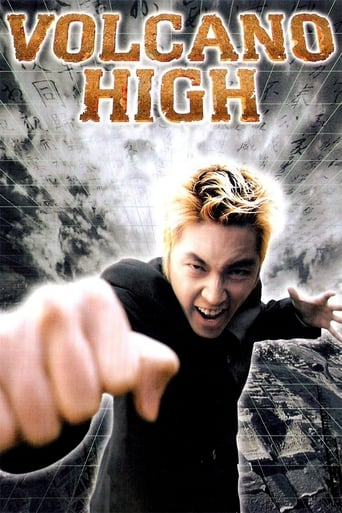 Poster of Volcano High