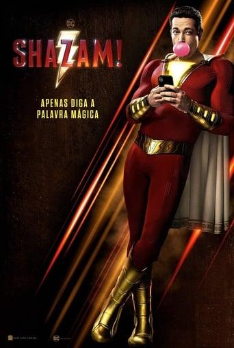 Shazam - poster