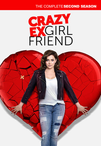 Išprotėjusi buvusioji / Crazy Ex-Girlfriend (2016) 2 Sezonas LT SUB žiūrėti online