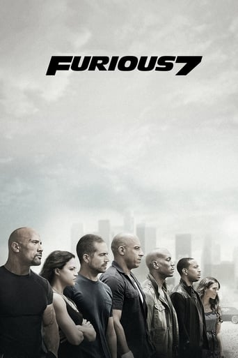 Poster of Furious 7
