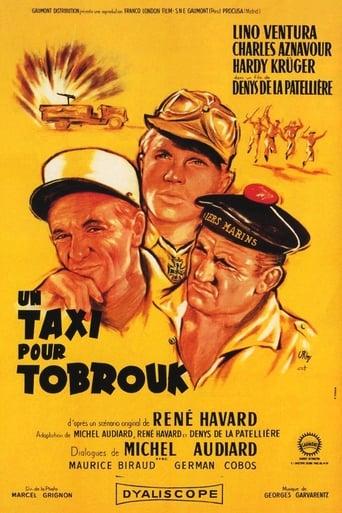 Um Taxi Para Tobruk