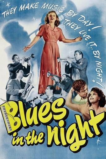 Poster of Blues in the Night