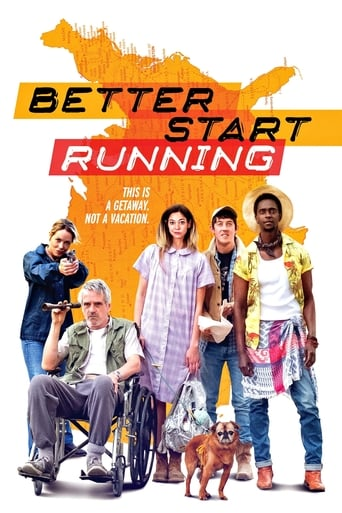 Poster of Better Start Running