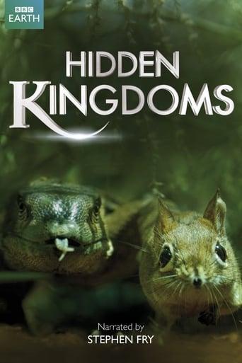 Poster of Hidden Kingdoms