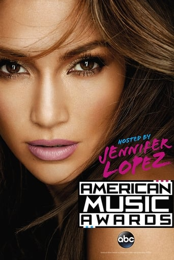 Poster of American Music Awards 2015