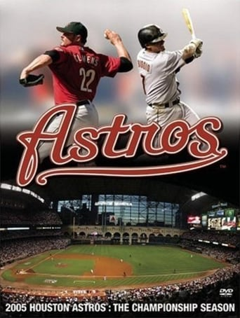 2005 Houston Astros: The Championship Season Movie Poster