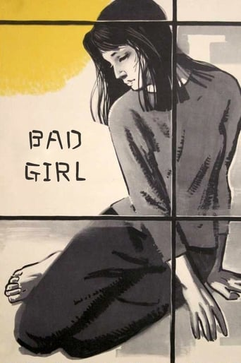 Bad Girl movie poster